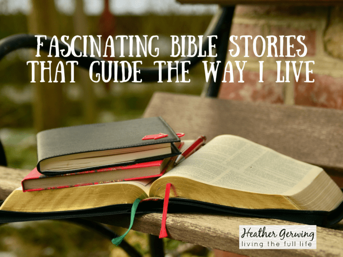 Fascinating Bible Stories