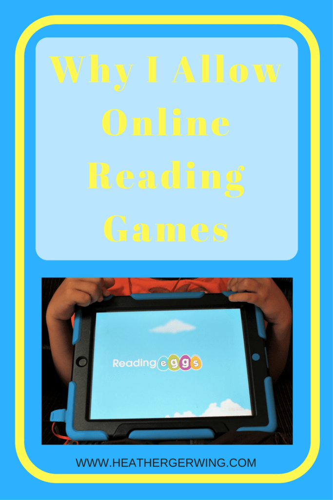 Kids Online Reading Games with Reading Eggs