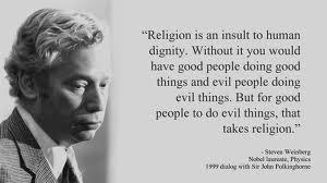 Steven Weinberg on Religion 5
