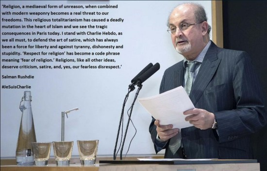 Rushdie Statement