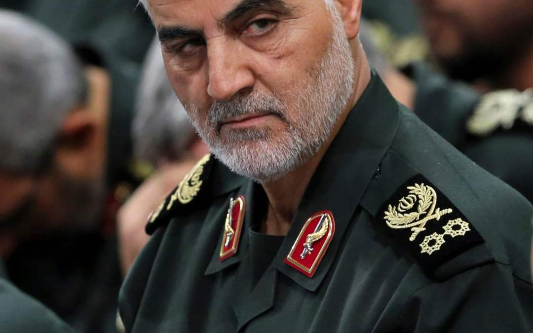 Where I've Been, Soleimani, and Solace