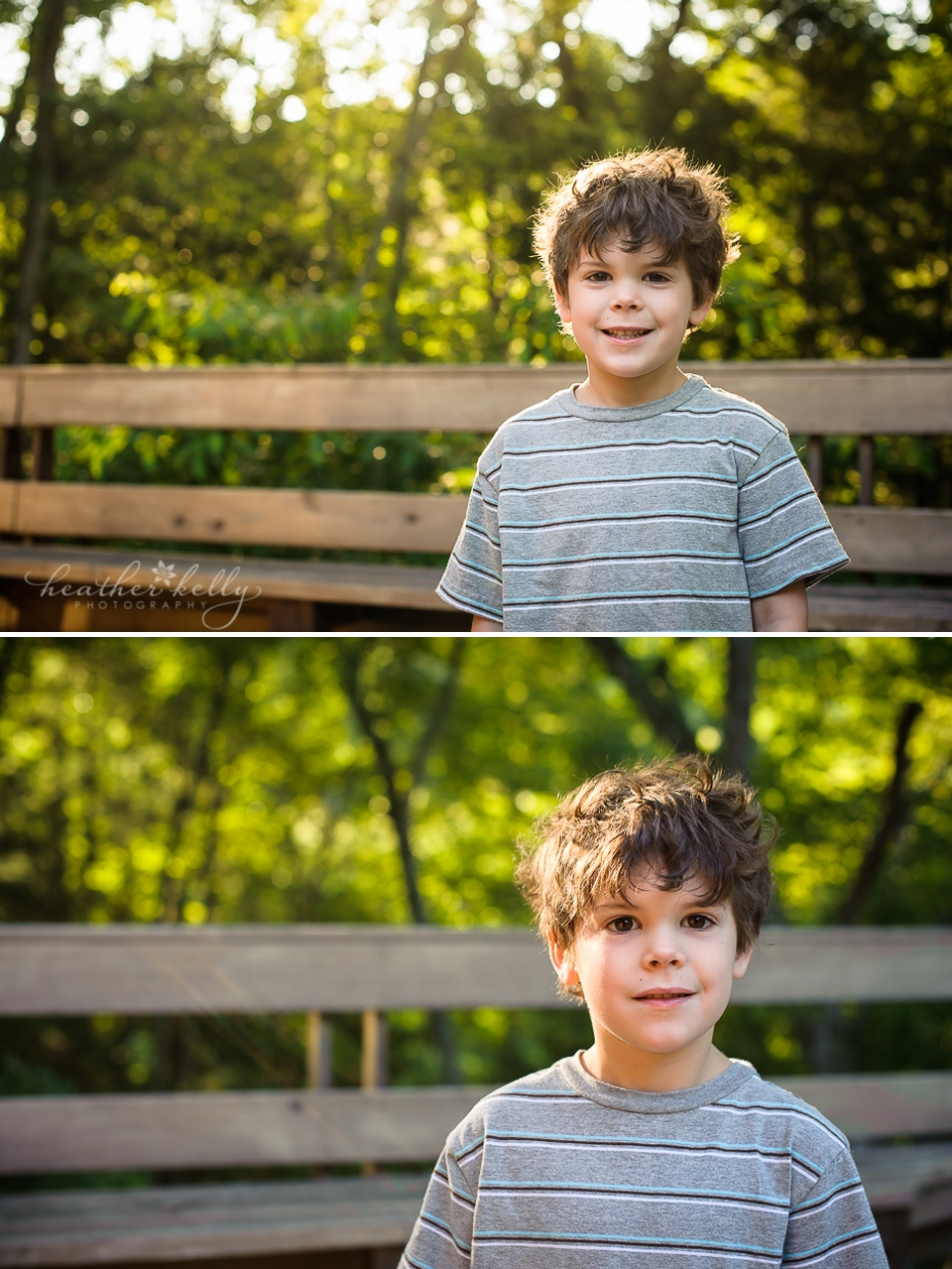 how to choose a family photographer lighting