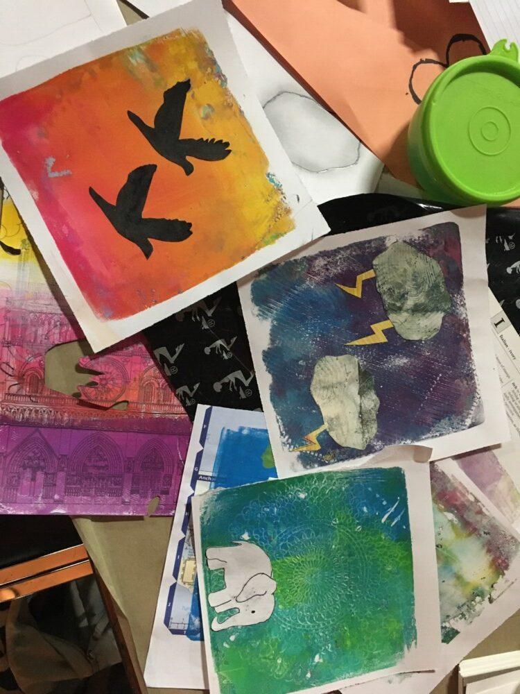 Art Workshops Manitoba