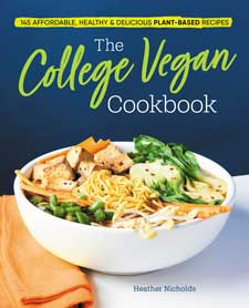 College Vegan Cookbook