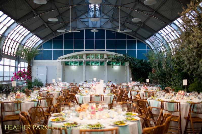 Garfield Park Conservatory Wedding Venue in Chicago