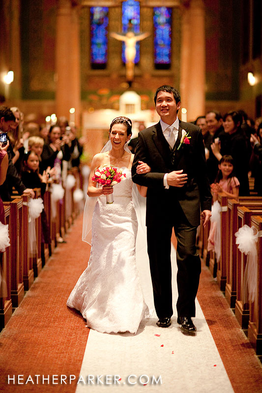 Travel Theme Wedding For Multicultural Couples Chicago Wedding Photographer Heather Parker