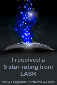 5 Star Rating Seal for Lucy's Revenge