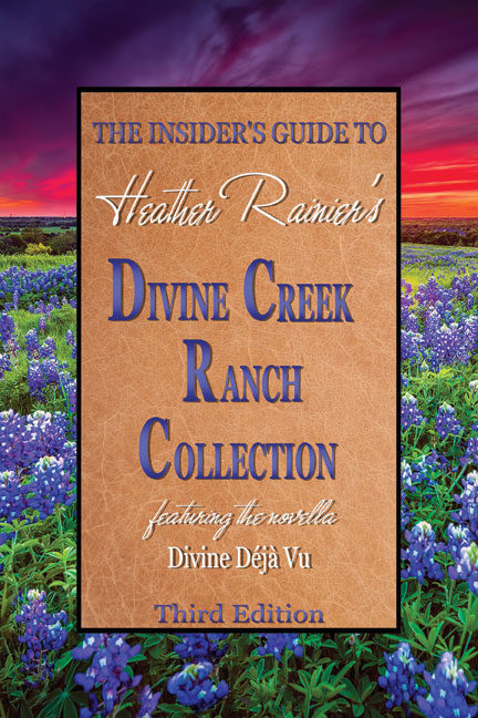 Book Cover: The Insider's Guide to the Divine Creek Ranch Collection