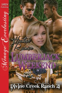 Book Cover: Lumberjack Weekend