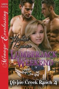 Book Cover: Lumberjack Weekend