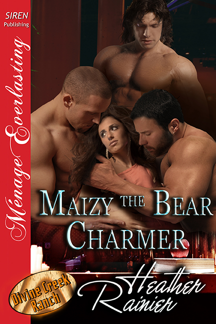 Book Cover: Maizy the Bear Charmer