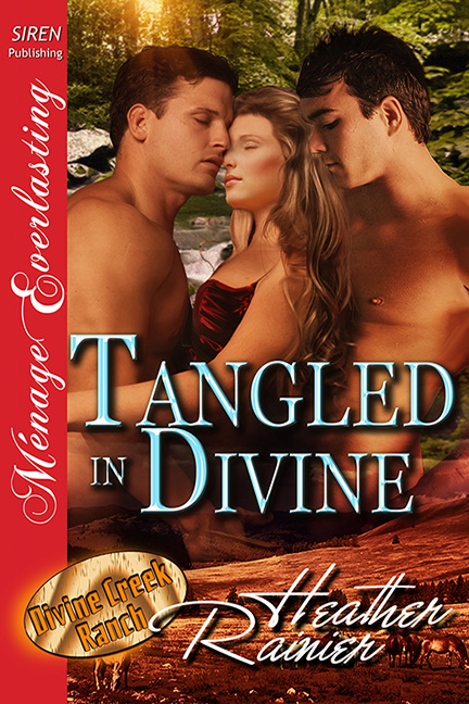 Book Cover: Tangled In Divine