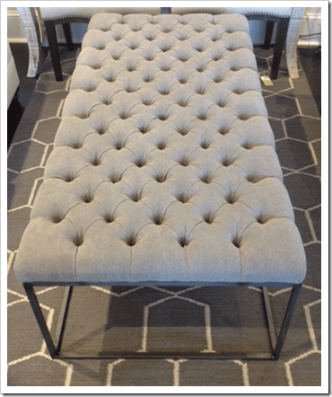 what s new wednesday tufted ottoman