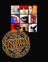 Poster for the 2002 Kennedy Center Sondheim Celebration