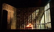 Passion at Kennedy Center (scenic design by Derek McLane)