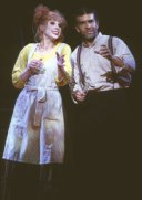 Christine Baranski and Brian Stokes Mitchell in Sweeney Todd at the Kennedy Center