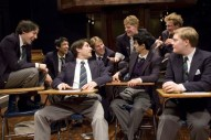 Scene from TimeLine Theatre's The History Boys