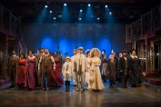 Cast of Ragtime at Milwaukee Rep