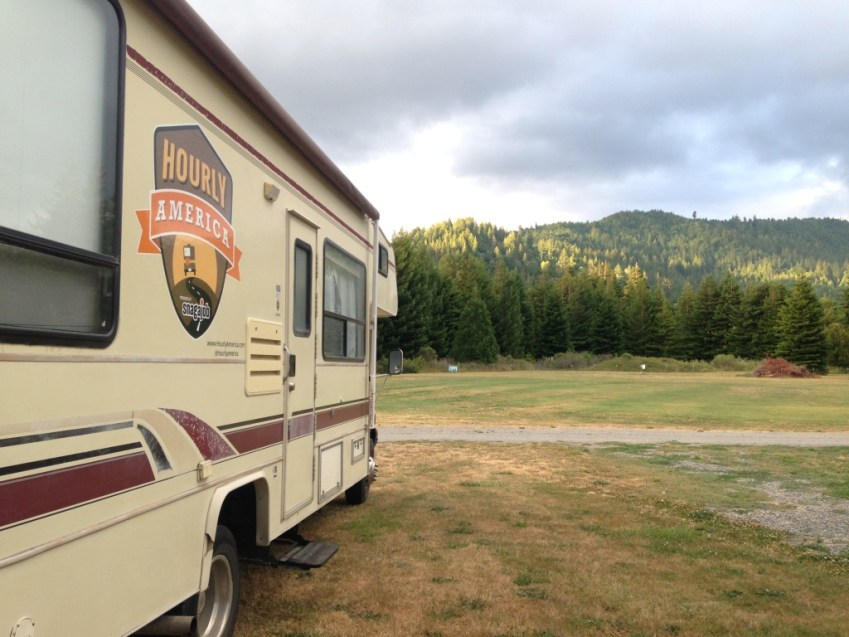 Full-Time RVing