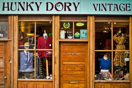 London S Top 5 Vintage Shopping Hotspots