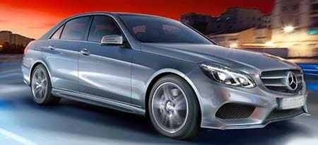 eclass saloon chauffeur cars uk