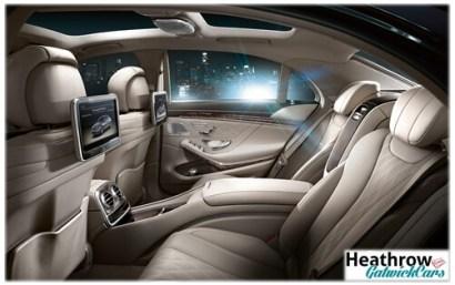 mercedes s class limousine mercedes s class rental London