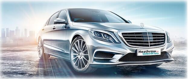 mercedes s class executive chauffeur services