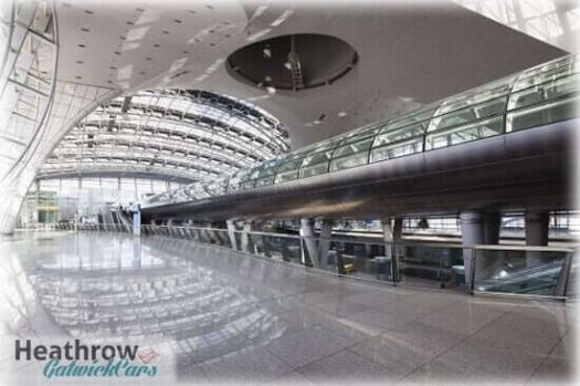 Number 3. Incheon International Airport, South Korea best airport in the world 2017