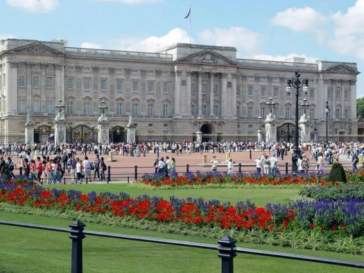 Buckingham Palace London Great Britain