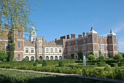 Hatfield House Hertfordshire England UK