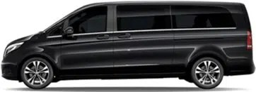 Mercedes Executive vehicle