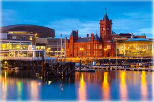Number 19. Cardiff United Kingdom - Best Places to Visit in UK and Their Tourist Attractions