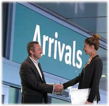 Airport Transfers UK Gatwick to Newport Private Hire Taxi services