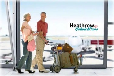 Airport Taxis Taunton to Heathrow Meet and Greet Service