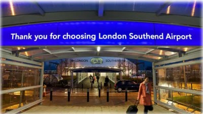 Best London airport to fly into London Southend Airport (SEN)