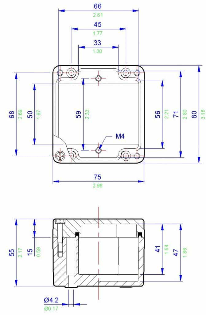 Grado Cartridge Wiring Diagram Grado FC Cartridge Wiring
