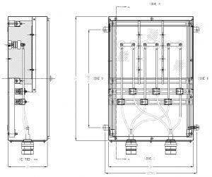 Street Light Junction Box Recessed Light Junction Box