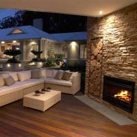 Outdoor Heating | Outdoor Fireplaces | Alfresco Fires ...