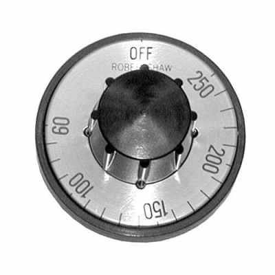 Thermostat Dial Knob D1 D18
