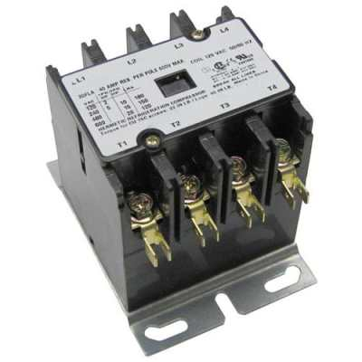 Hartland Control 4 Pole HCC Series