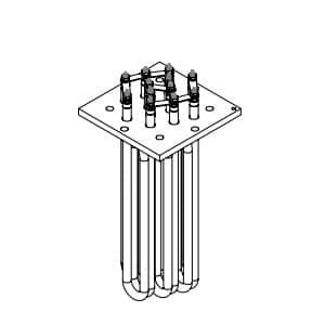 5.75 steam boiler element