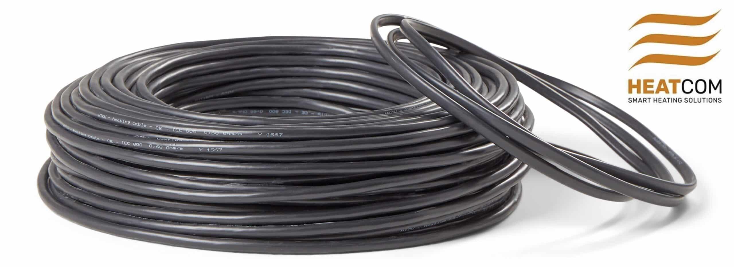 греющий кабель для грунта