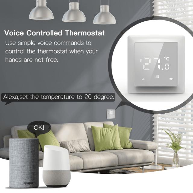 Электронный Wifi термостат