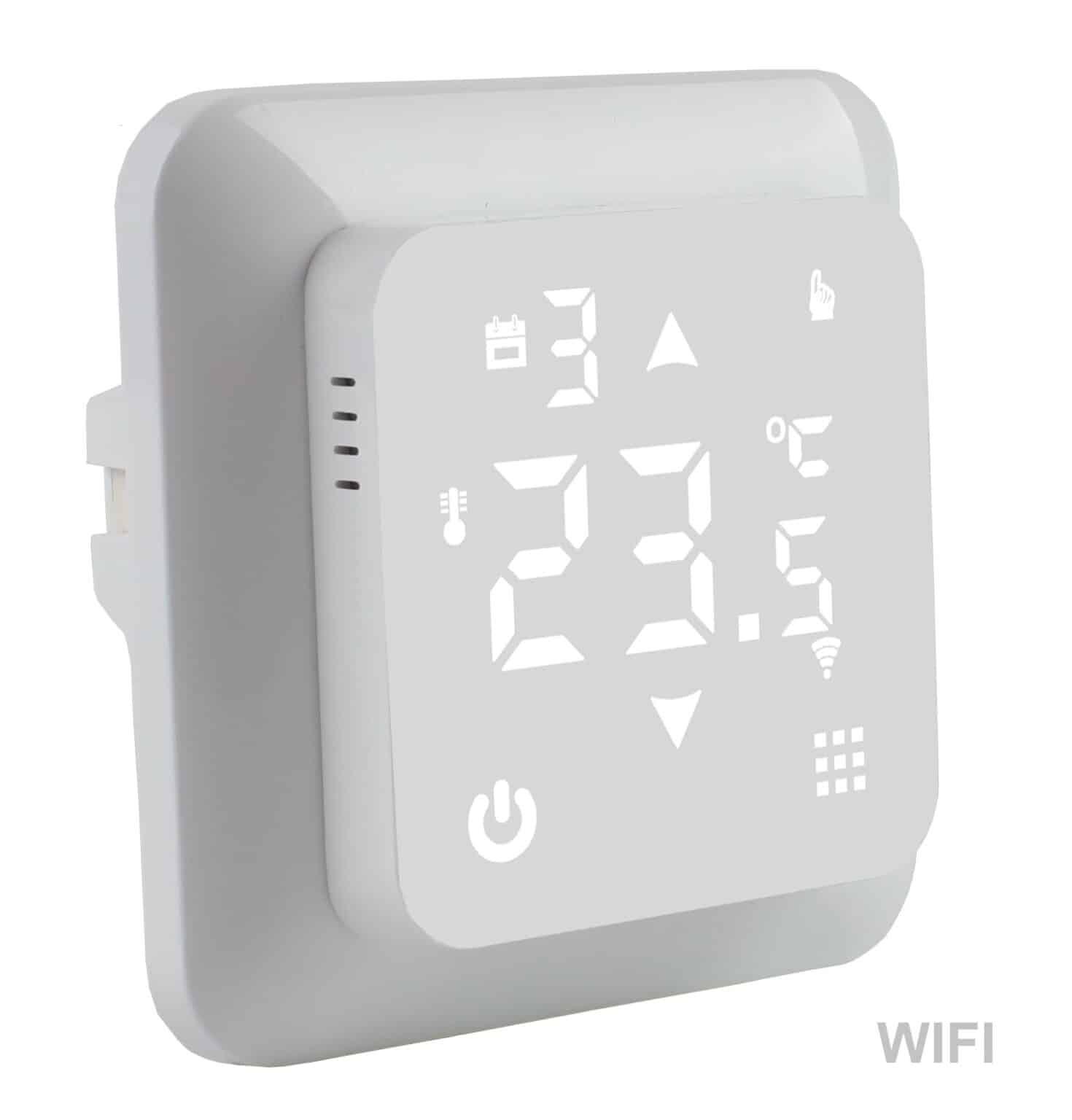 WiFi термостат