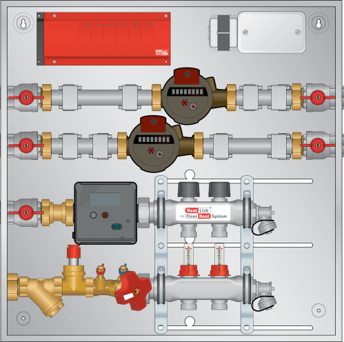 small resolution of view the full image graphic of meter panel 2 loop for btu hw cw meters