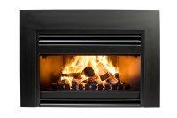 Open Wood Fireplace | Heatmaster
