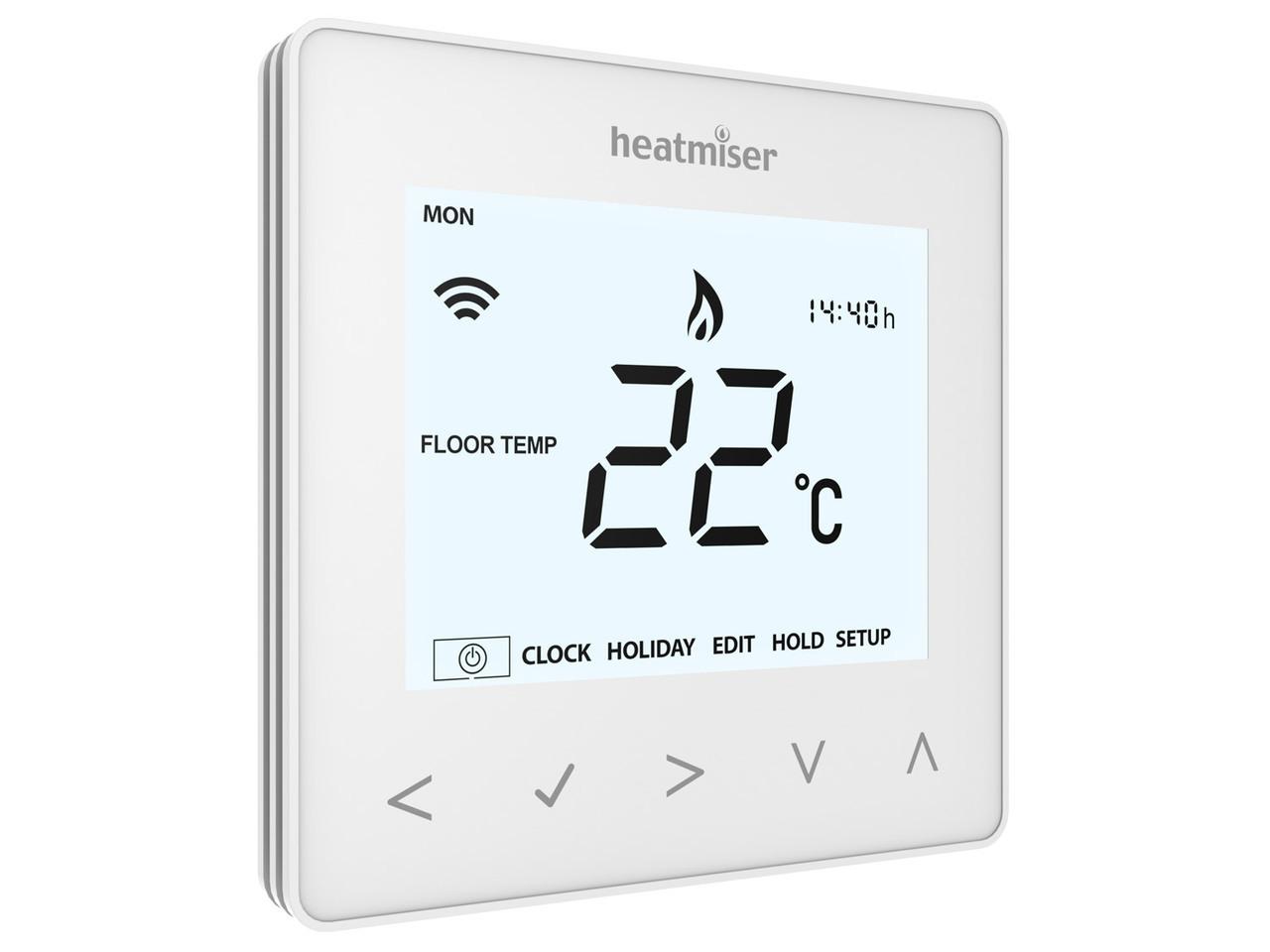 hight resolution of heatmiser neoair
