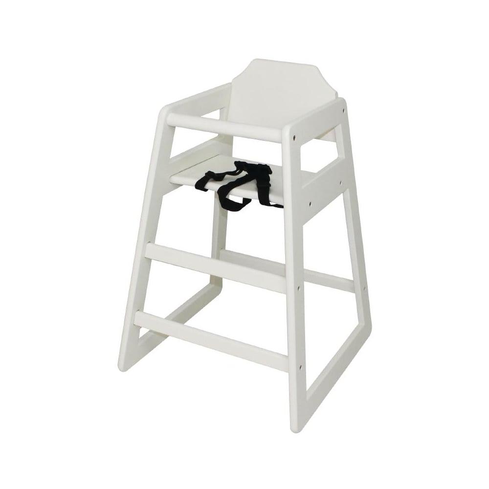 wooden high chair uk cheap restaurant chairs bolero highchair antique white furniture outdoors from