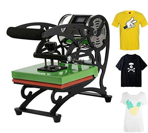 TC-Home Multifunction Digital Transfer Sublimation T-Shirt