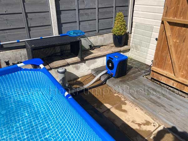 Pool Heat Pump Wiring Diagram